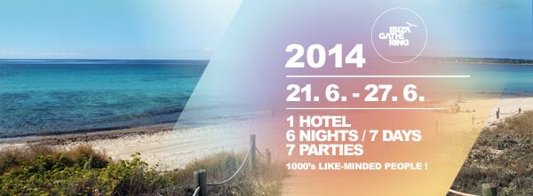 Ibiza Gathering Summer Tour 2014